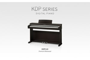 Kawai announces new KDP110 digital piano