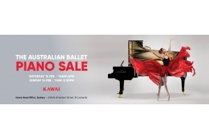 The Australian Ballet Piano Sale