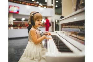 Are Pianos fun for Children to learn?