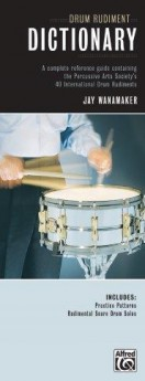 HANDY GUIDE DRUM RUDIMENT DICTIONARY