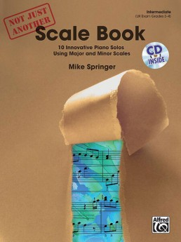 NOT JUST ANOTHER SCALE BOOK BK/CD