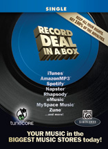 Record Deal in a Box:Single Edition Boxed Set