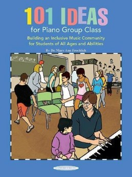 IDEAS FOR PIANO GROUP CLASS 101