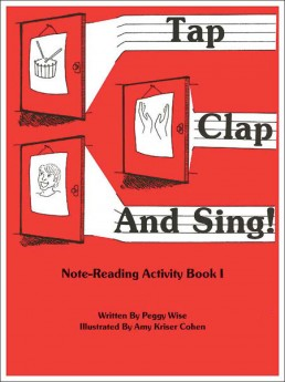 TAP CLAP AND SING ACTIVITY BK 1