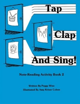 TAP CLAP AND SING ACTIVITY BK 2