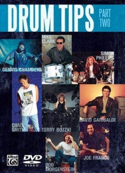 DRUM TIPS DOUBLE BASS/FUNKY DRUMMING DVD
