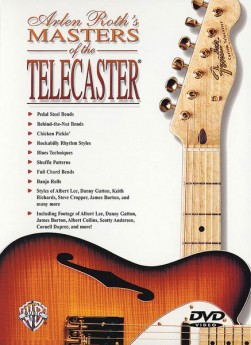 MASTERS OF TELECASTERS DVD