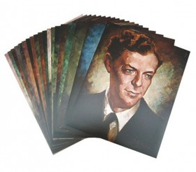 PORTRAITS OF FAMOUS COMPOSERS SET 2 MODERN
