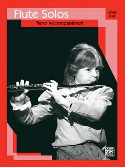 FLUTE SOLOS LVL 1 PNO ONLY