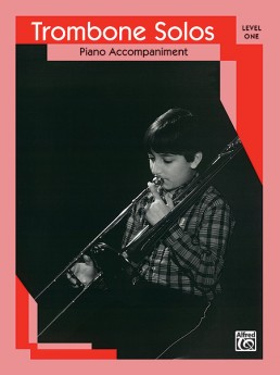 TROMBONE SOLOS LEVEL 1 PA ONLY