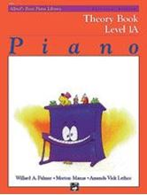 Alfred's Basic Piano Library: Theory Book 1A Universal Edition