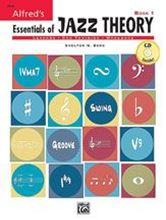 Alfred's Essentials of Jazz Theory Book 1 Bk/CD