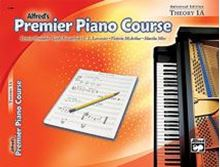 Premier Piano Course: Theory 1A Universal Edition