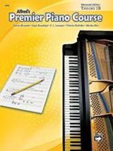 Premier Piano Course: Theory 1B Universal Edition