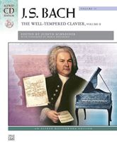The Well-Tempered Clavier Volume 2 Book/CD