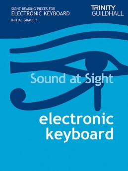 TG SOUND AT SIGHT ELECTRONIC KBD INITIAL-GR 5