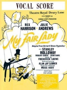MY FAIR LADY VSC/STAGE VERSION PVG