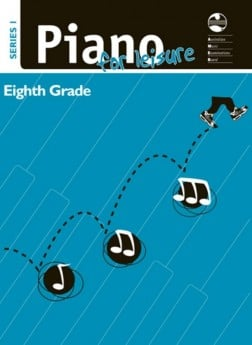 AMEB Piano for Leisure Series 1 - Eighth Grade