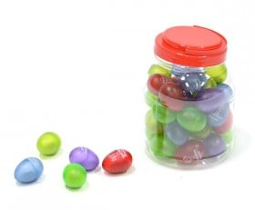 Chicken Shakers-Tub Of 40 (5 Colours)