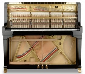 PETROF ANT. PROF 136 CONCERT UPRIGHT PIANO Premier Upright/Grand style