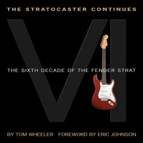 The Stringatocaster Continues