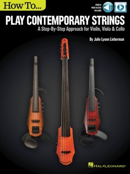HOW TO PLAY CONTEMPORARY STRINGS BK/OLV