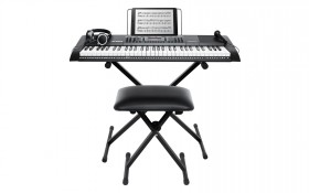Alesis Harmony 61 MKII keyboard with Accessories