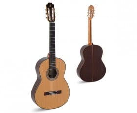 Admira A20 All Solid Spanish Classical Guitar