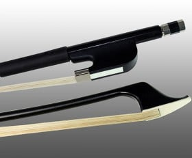 Double Bass Bow-Glasser French-mod 1/10