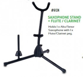 N6124 NOMAD SAXOPHONE STAND