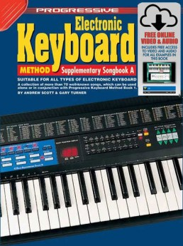 18393 KEYBOARD SUPPLEMENT SONGBOOK A