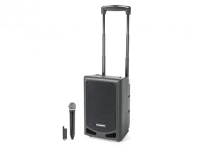 200w Portable PA w B/Tooth and Dual Wireless Ready