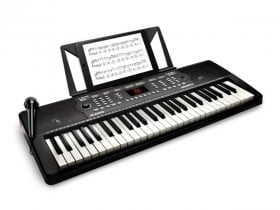 54-Key Portable Keyboard with Accessories