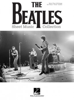 THE BEATLES SHEET MUSIC COLLECTION PVG