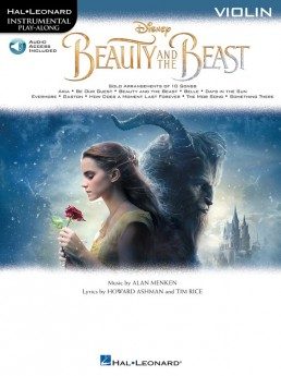 Beauty and the Beast for Violin