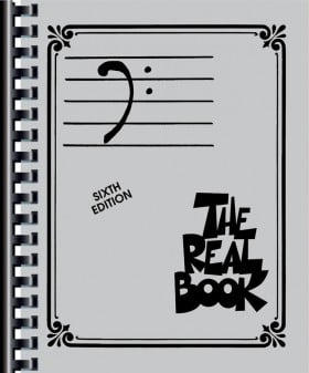 THE REAL BOOK VOL 1 BASS CLEF EDITION