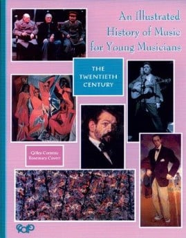 ILLUSTRATED HISTORY OF MUSIC 20TH CENTURY