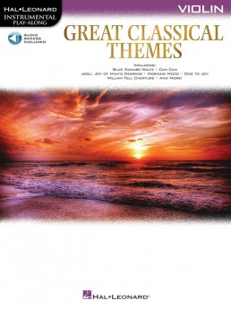 Great Classical Themes for Violin