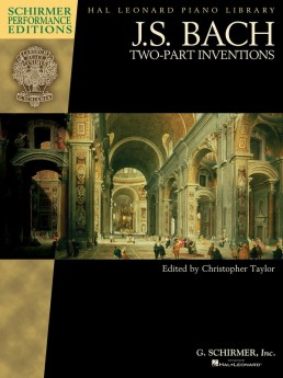 Two Part Inventions Spe Book Only