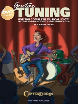Guitar Tuning For The Complete Idiot Book & DVD