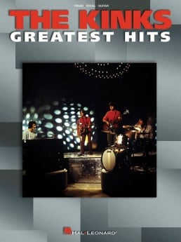 THE KINKS GREATEST HITS PVG