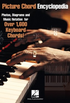 Picture Chord Encyclopedia Keyboard 6X9