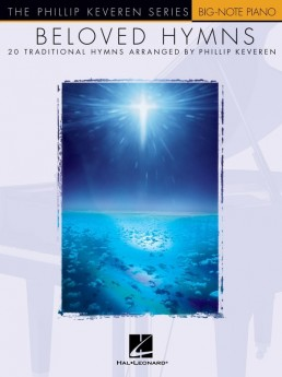 Beloved Hymns Big Note Piano Phillip Keveren (O/P)