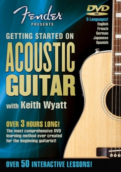 Fender???? Presents Getting Started on Acoustic Guitar