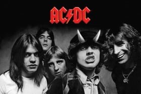 AC/DC: Highway to Hell - Wall Poster