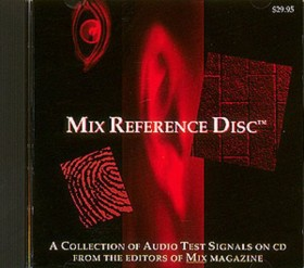 Mix Reference Disc