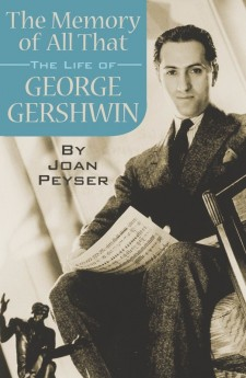 The Memory Of All That - Life Of George Gershwin