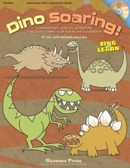 Dino Soaring Unison Collection/Listening CD