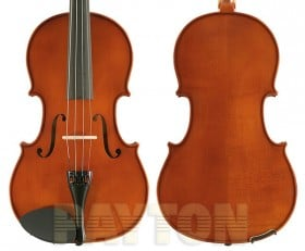 Enrico Student Plus Viola Outfit - 14in