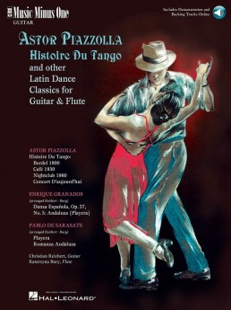 Piazzolla - Histoire Du Tango and Other Latin Classics